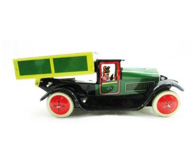 camion verde paya