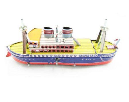 barco hojalata paya