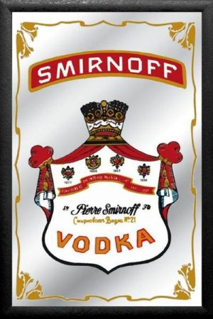 espejo vodka smirnoff