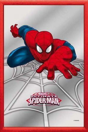 espejo spiderman
