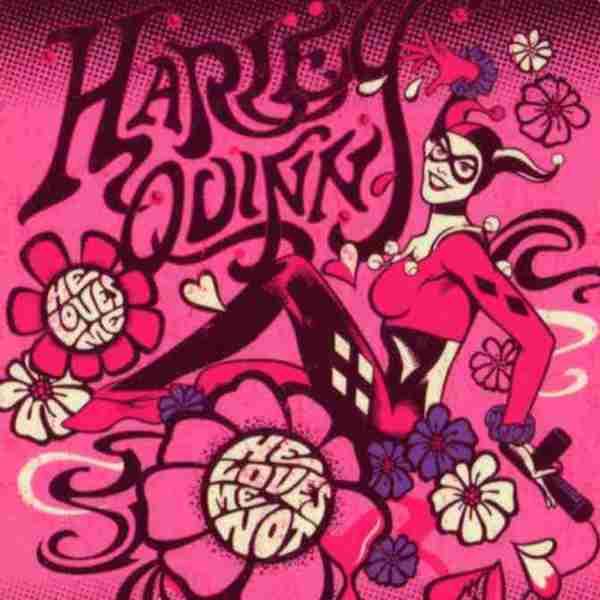 poster harley quinn
