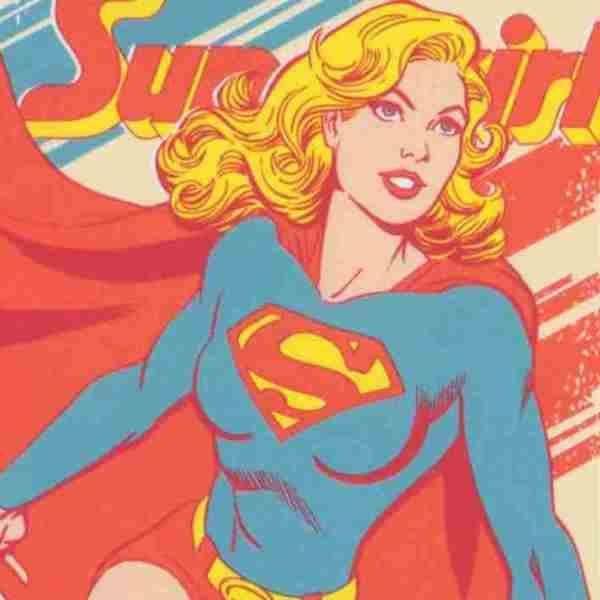 poster super girl