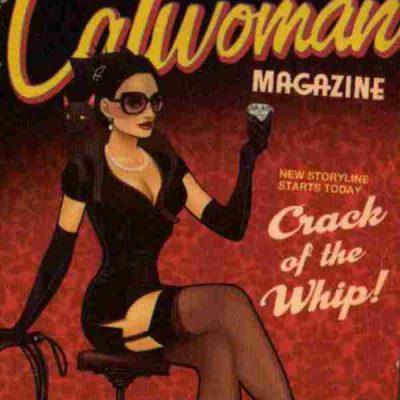 poster cat woman