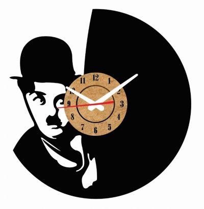reloj de pared charlot