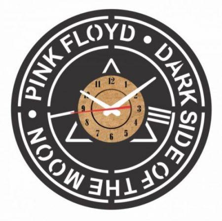 reloj de pared pink floyd