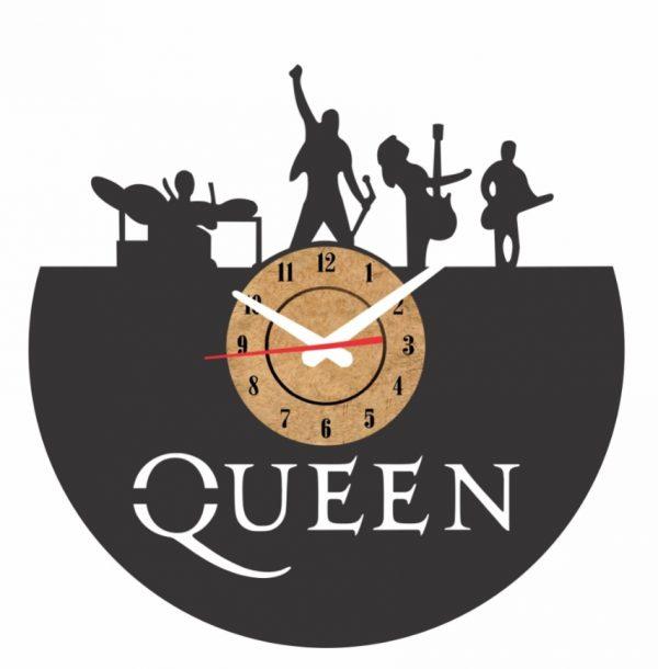 reloj de pared queen