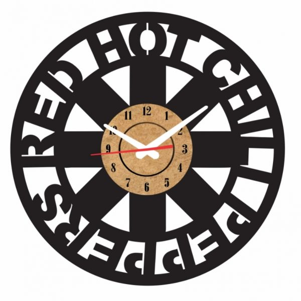 reloj red hot chilli peppers