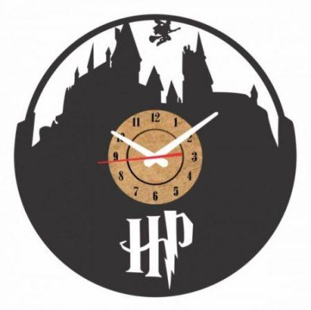 reloj pared harry potter