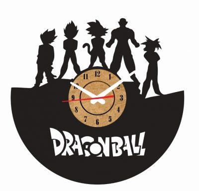 reloj pared dragon ball