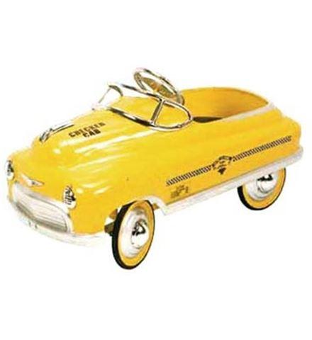 taxi a pedales niño 2 años
