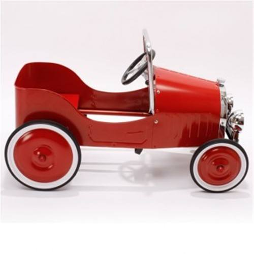 coche antiguo pedales bebe