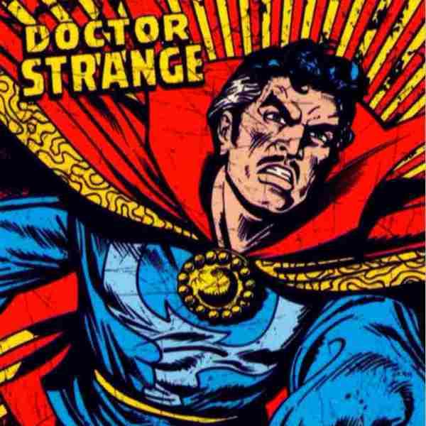 lamina de doctor strange