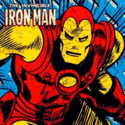 lamina de ironman