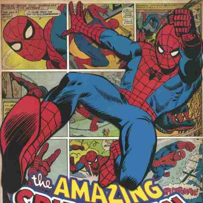 lamina de spiderman