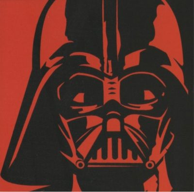 poster darth vader star wars