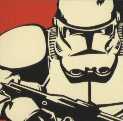 poster soldado imperial star wars