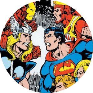 Cuadros de Superhéroes